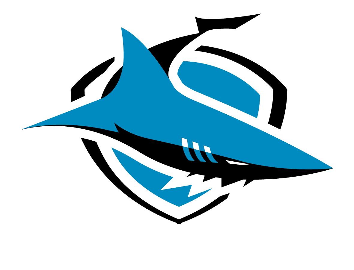 Cronulla Sutherland Sharks Tube Bandana