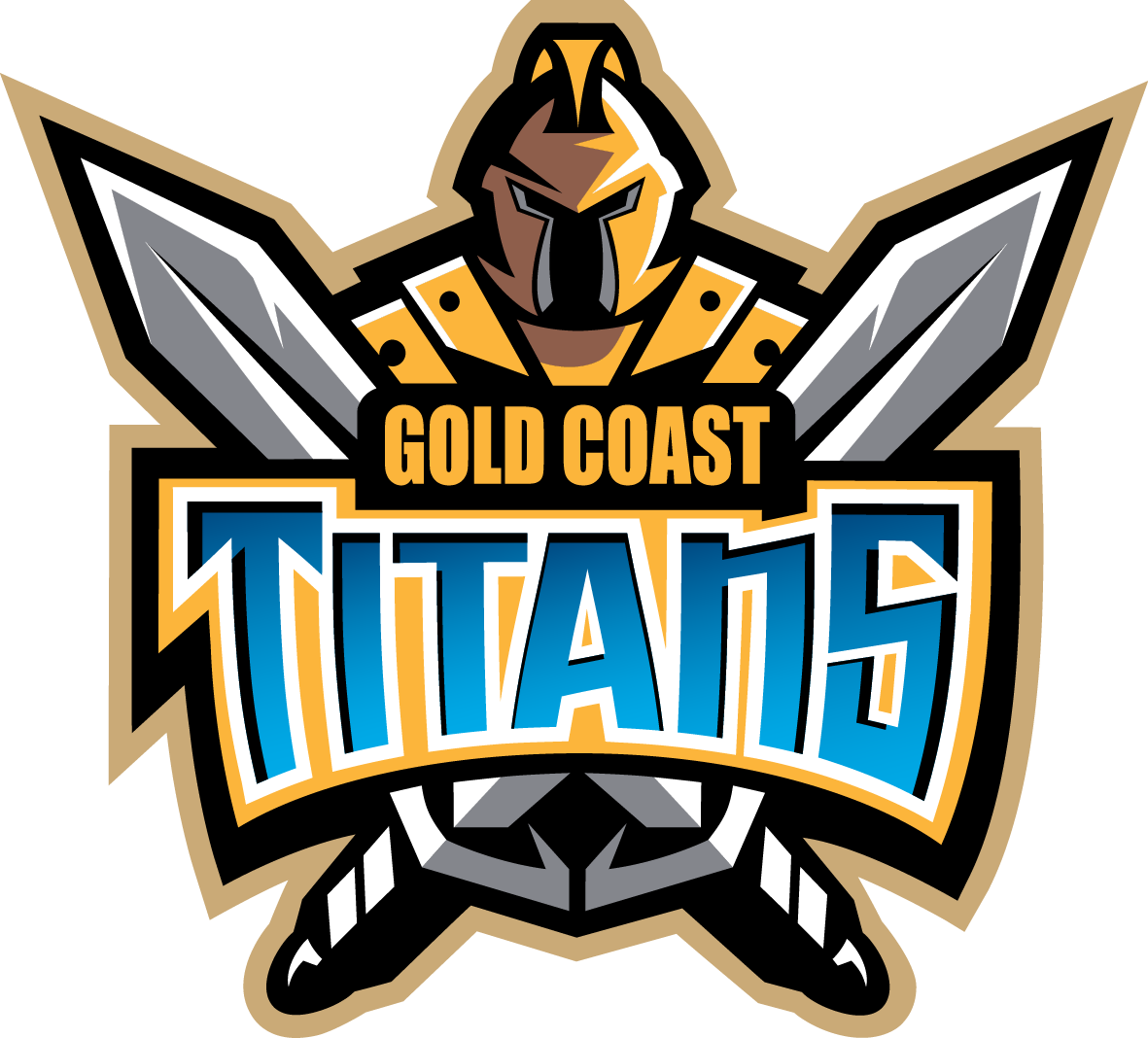 Gold Coast Titans Tube Bandana