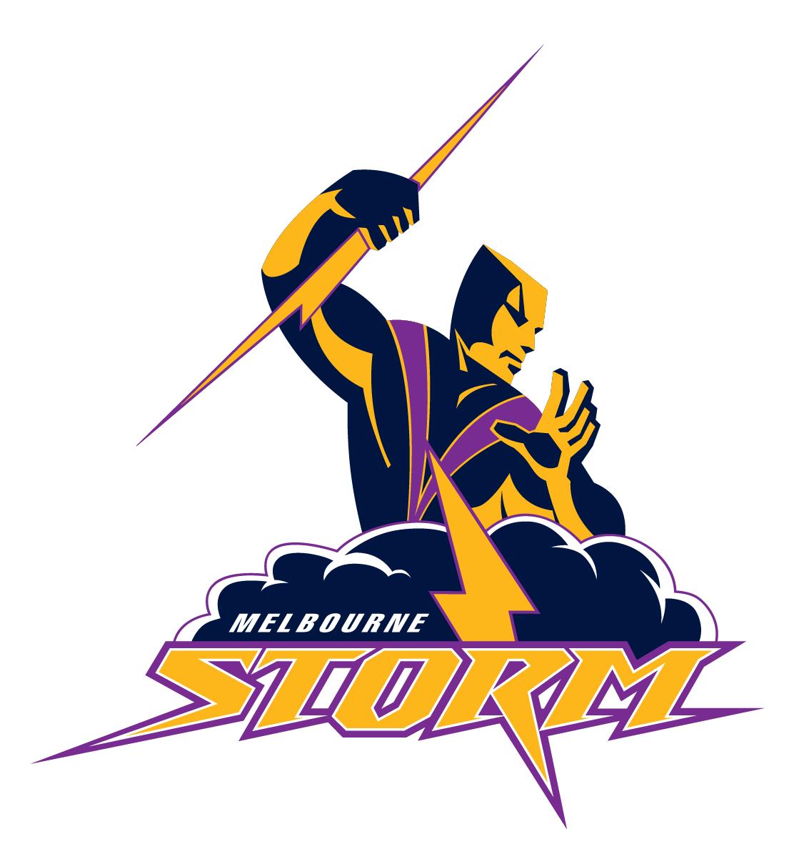Melbourne Storm Tube Bandana