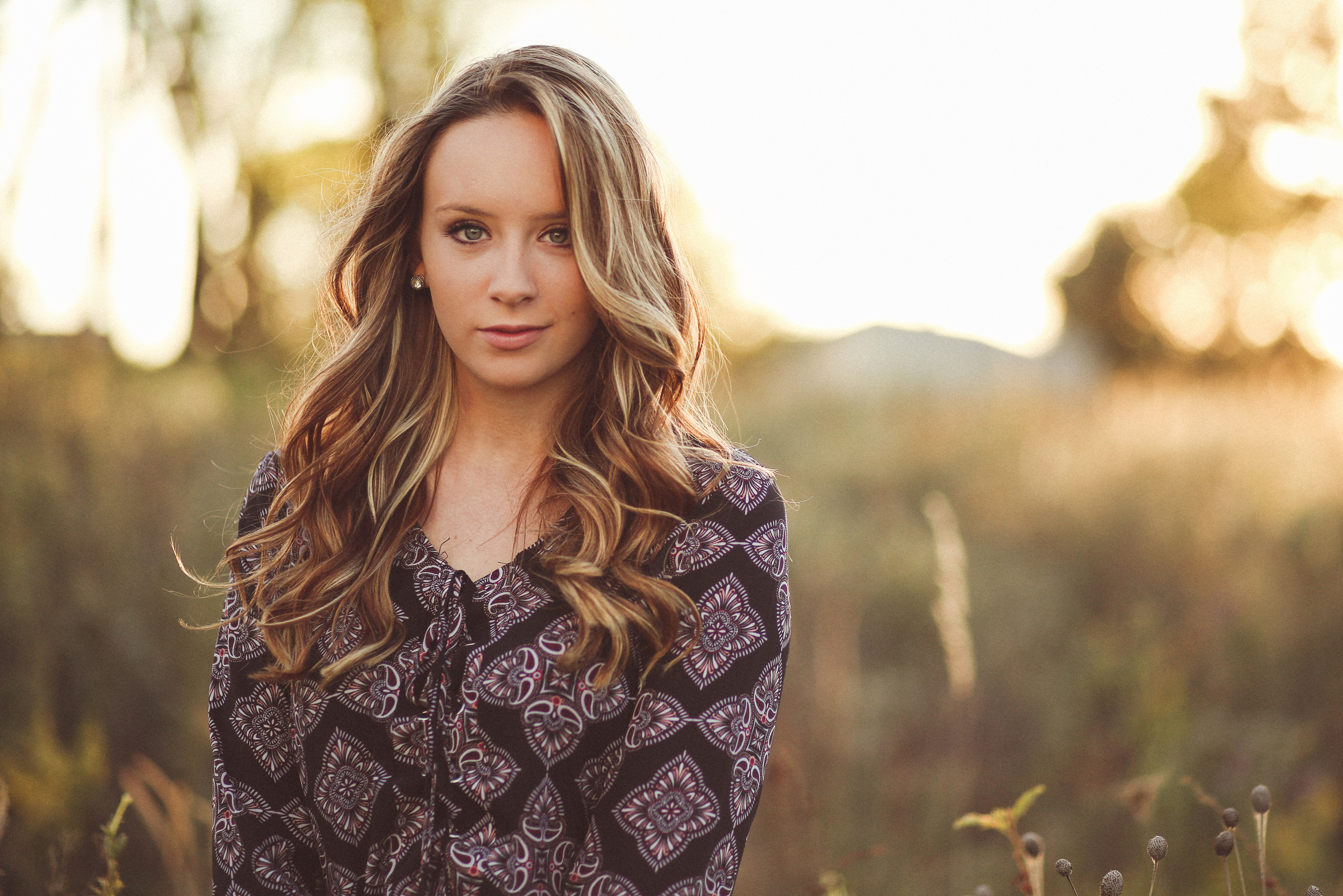 Cassie Howard Photography senior pictures