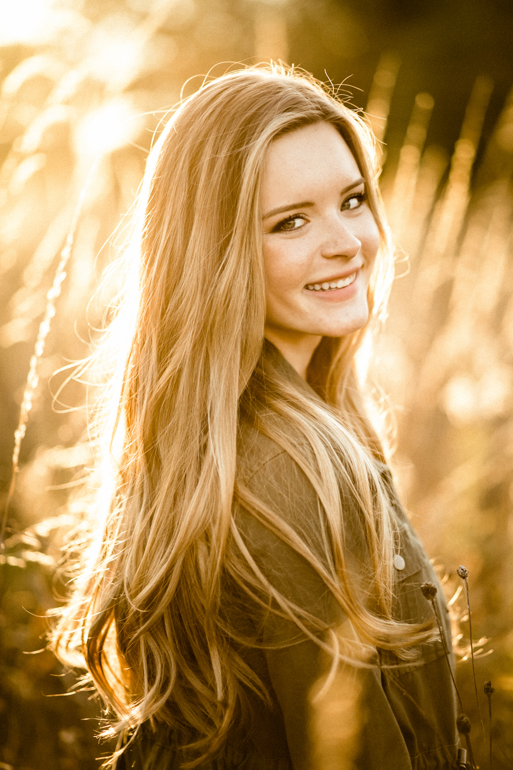 High School senior picture photography in west lafayette indiana