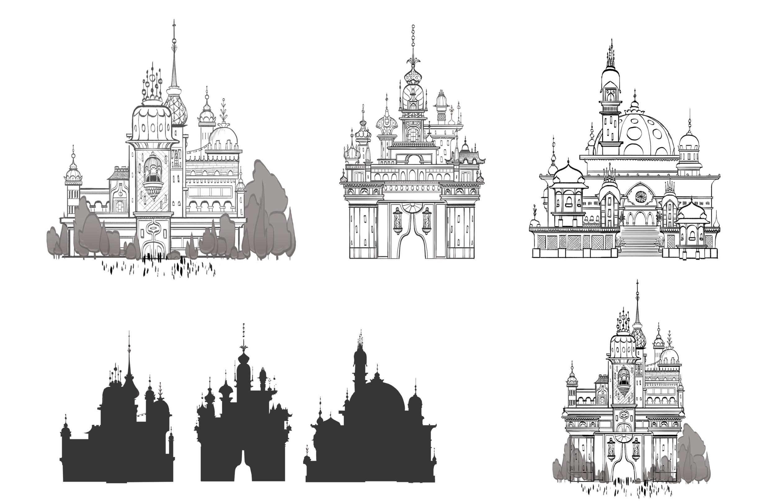 India Castle designCastle.png