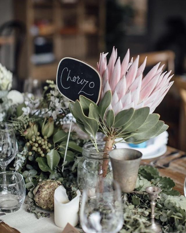 〰️ Table On Fleek 〰️ S & L's luscious cascading table florals 🌿🌿🌿 Feat. natives in whites + pinks - all the greens - candlelight - brass vessels - + just for fun some fresh artichokes 💥🌿 Photography by @jimmy_raper :: :: #thebridescollection #peatsbite #hawkesbury  #madebyme #bouquet #weddingbouquet #flower  #flowers #northernbeacheswedding #bridetobe #bride #groom #wedding #weddingflowers #weddingfilm #weddingcake #loveislove #love #peatsbite #flowersofinstagram #flowerstagram #flowercrown #flowerstalking #flowershop #shoplocal #smallbusiness #weddingreception #shesaidyes #ido #florist