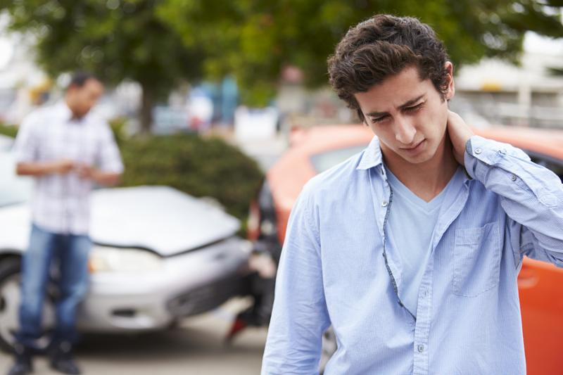 With proper care, your auto injury will not become a long-term pain.