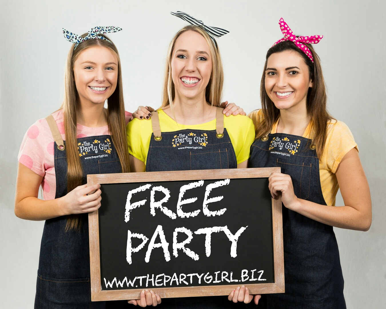 CANBERRA ONLY - WIN A FREE PARTY GIRL BOOKING