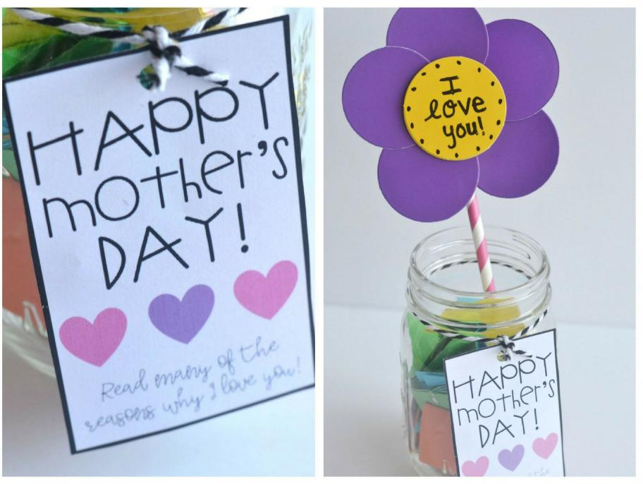 Mothers Day Love Jar