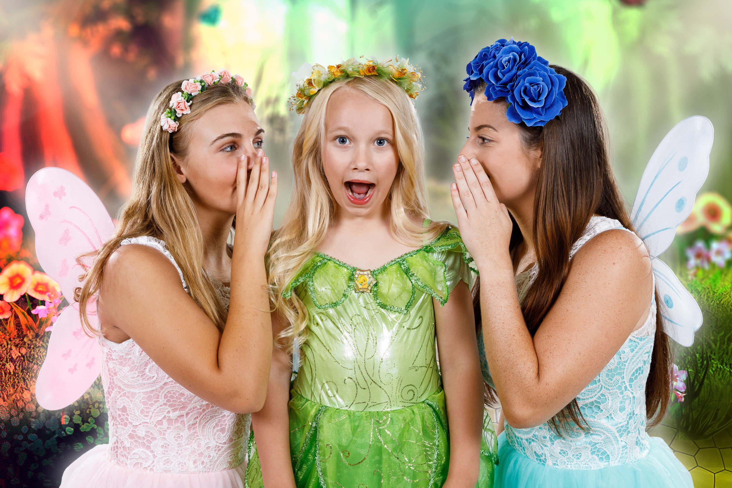 FAIRY PARTY ~ Ages 4+
