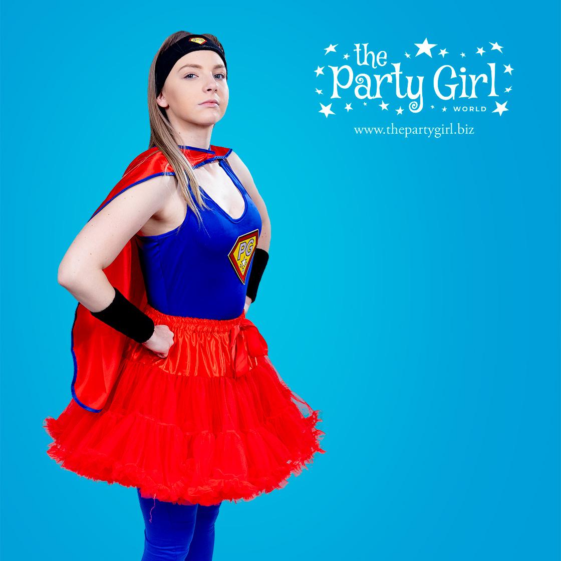 SUPER DOOPER PARTY ~ Ages 4+