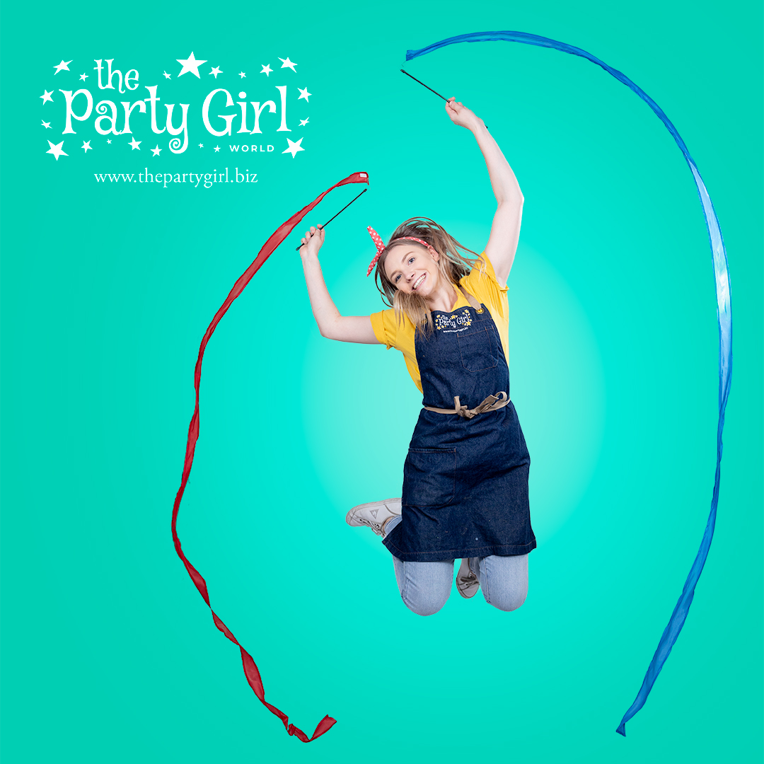 WIGGLE & GIGGLE PARTY ~ Ages 5+