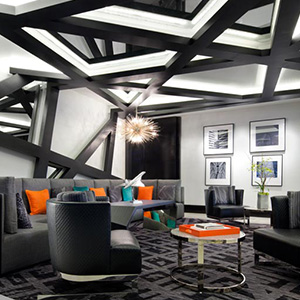 LE MERIDIEN HOTEL SAN FRANCISCO                       Public Space Renovation