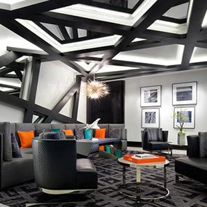 LE MERIDIEN HOTEL SAN FRANCISCO            Public Space Renovation