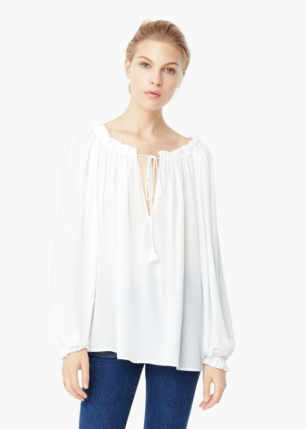 Braided Cord Blouse €29.95 REF. 53073020