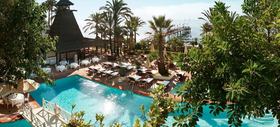 Marbella Club Beach Buffet