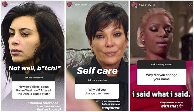 Ok so we're the annoying IG Story AMA people now... Get your questions in before the rosé runs out 🍷(also new @saybiblepodcast for further analysis) Ask us anything in our story 👆#askusanything #notwellbitch #kardashian #kardashianmemes #yeezy #yeezus #saybible #saybiblepodcast #kanyewest #kimkardashian #kyliejenner #ama #askmeaquestion