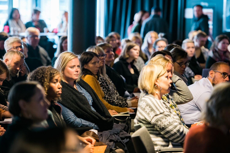 Balansekunstkonferansen 2015.  Foto: Tom Lund/Balansekunst