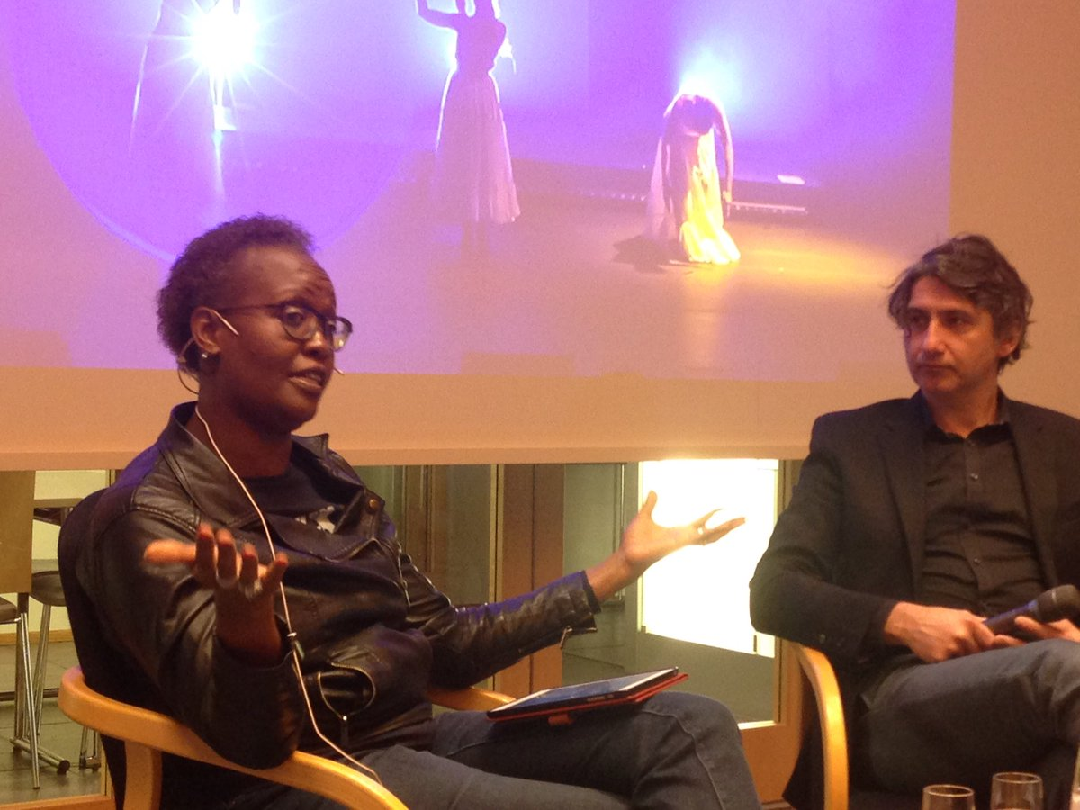 – Women's representation in the arts must happen in an including, not excluding way, said GoDown Centre's Judy Ogana.