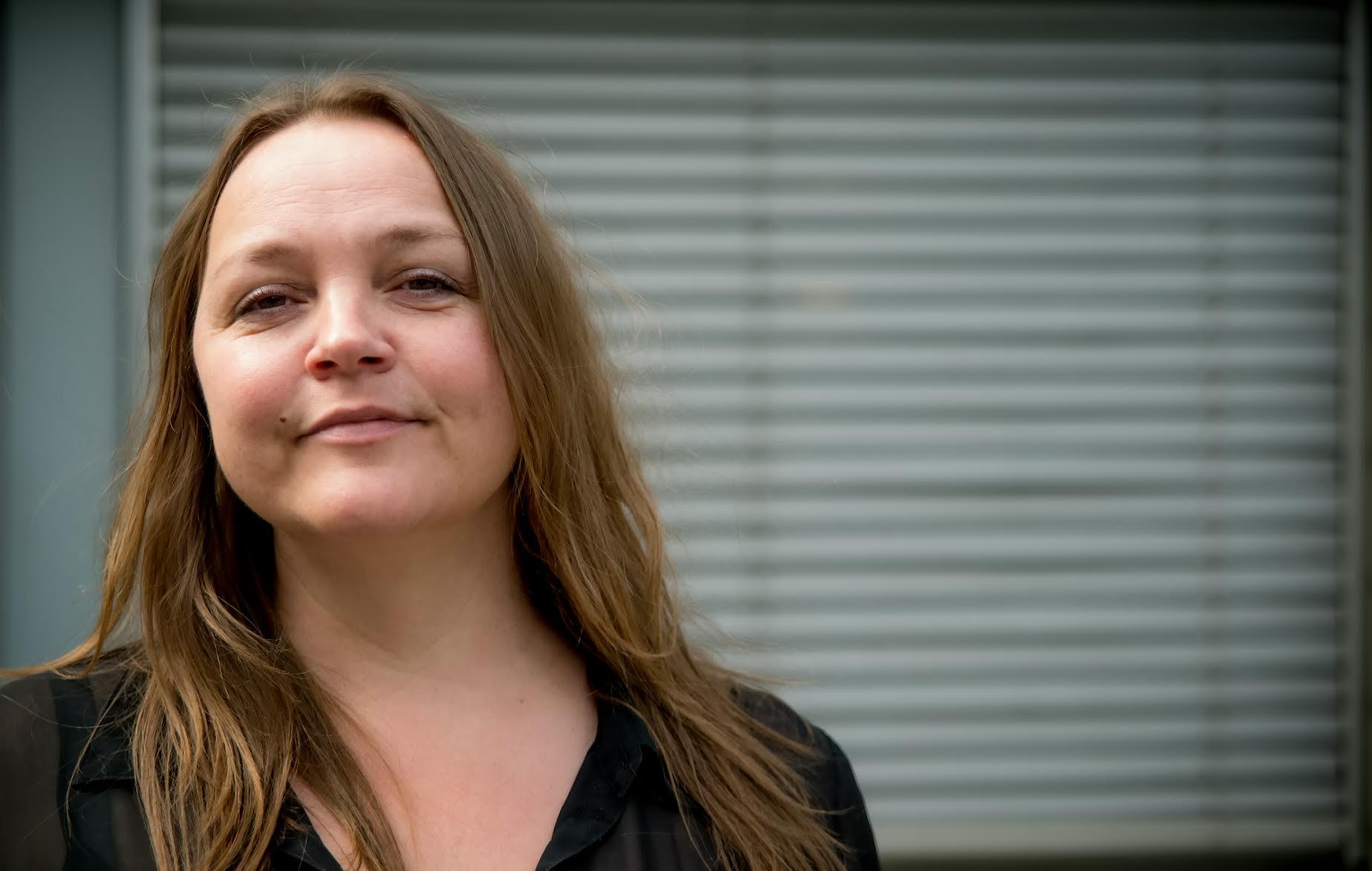 Styreleder i Balansekunst Guro Kleveland (Foto: Lars Opstad/Kulturtanken)