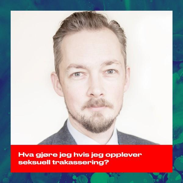 Hans Marius på Trondheim Calling