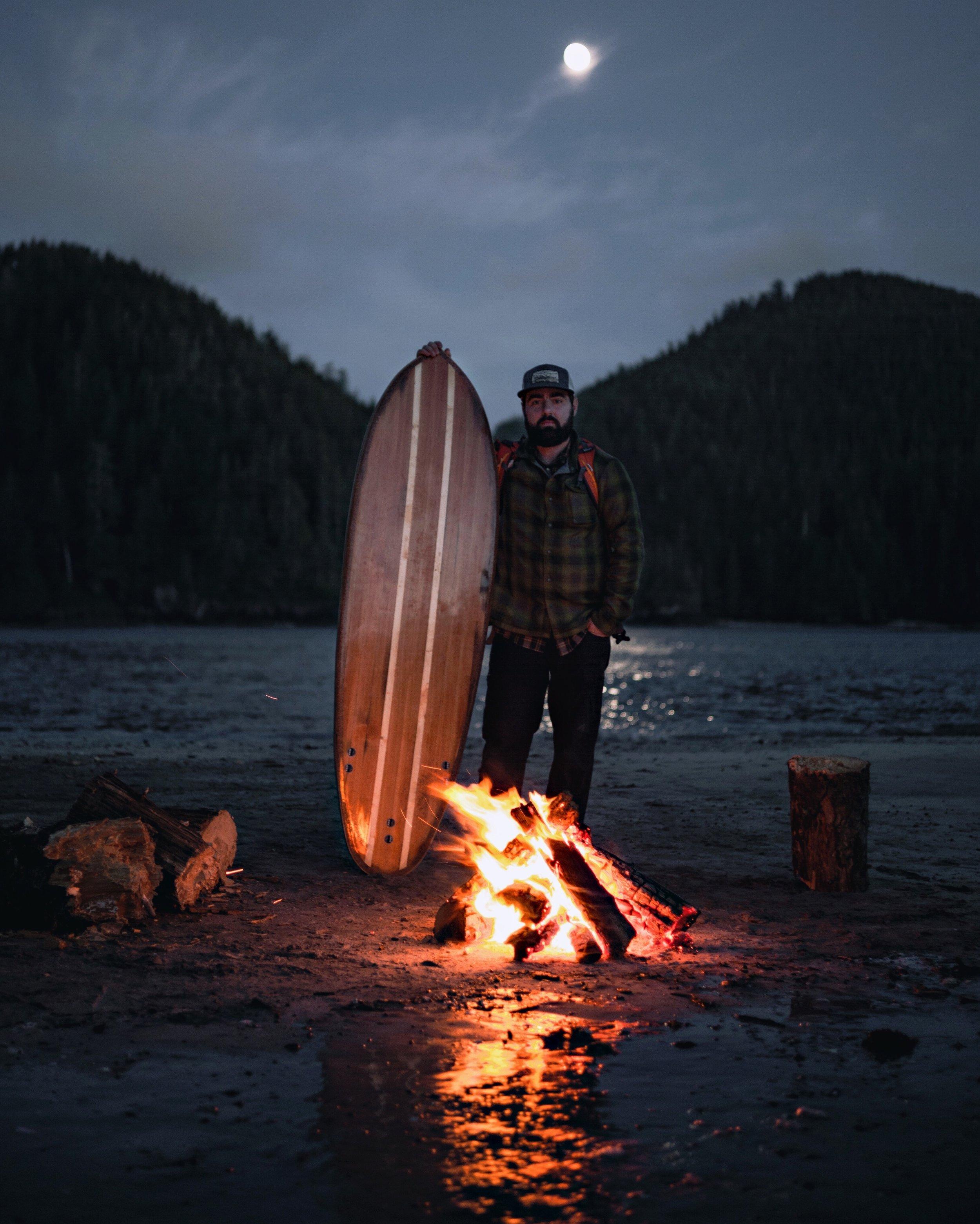 Scott Ballhorn - San Joseph Bay, Canada