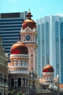 How to Get Around Kuala Lumpur