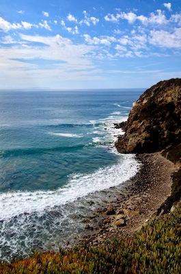 Hidden Beach Trails in Malibu