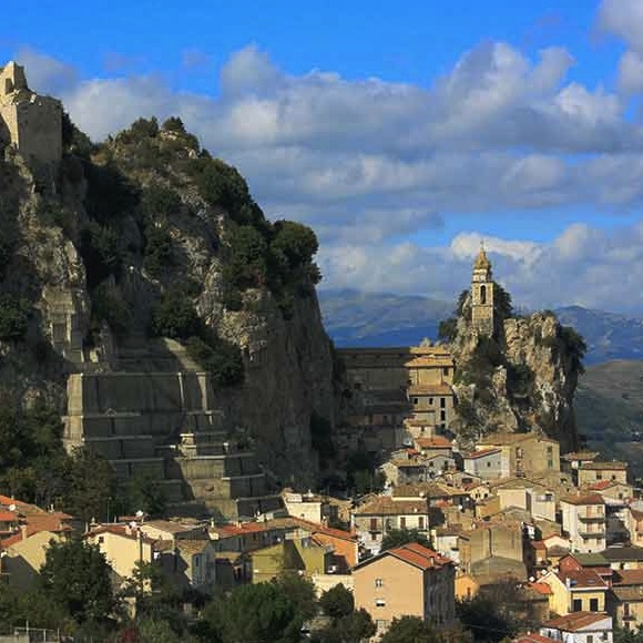 Monuments in Molise, Italy