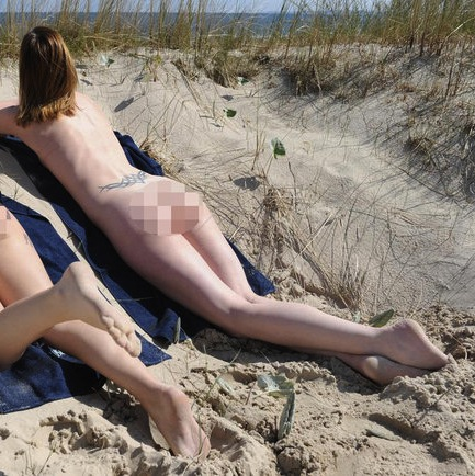 Barely British: English Nude Beaches