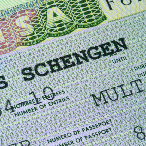 What Do I Need for a Schengen Visa?