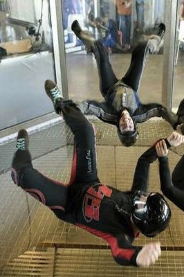 Skydiving Wind Tunnel Training in Colorado