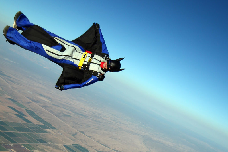 6 Wacky wingsuits that will make you look twice