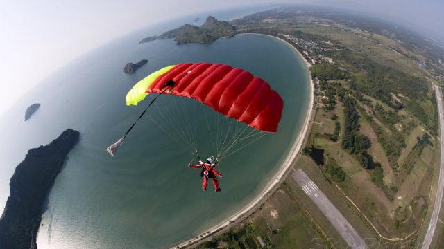 The Straight and Narrow: Crosswind Landings