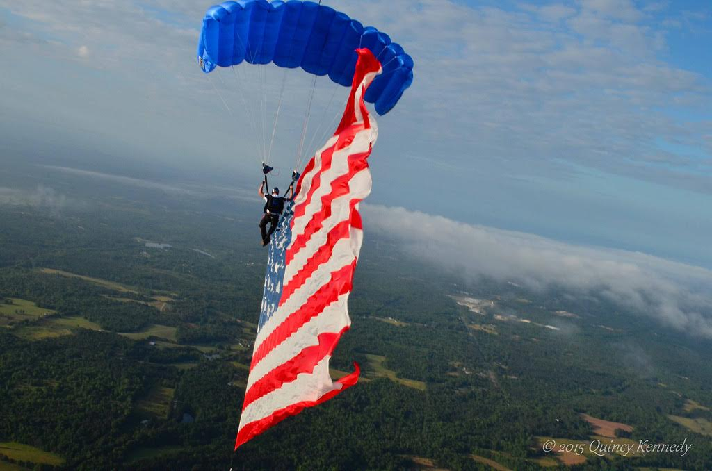 Saving Veterans With Skydiving