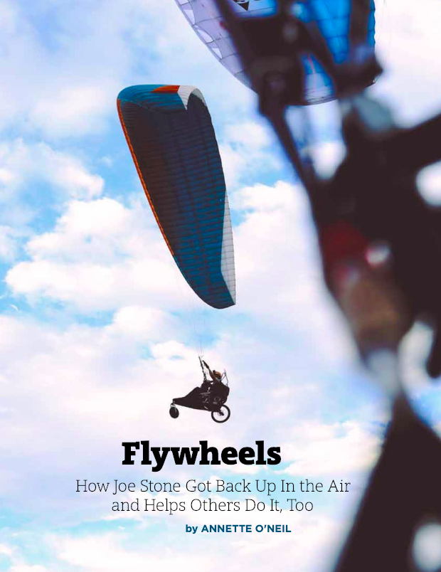 Flywheels (Joe Stone)