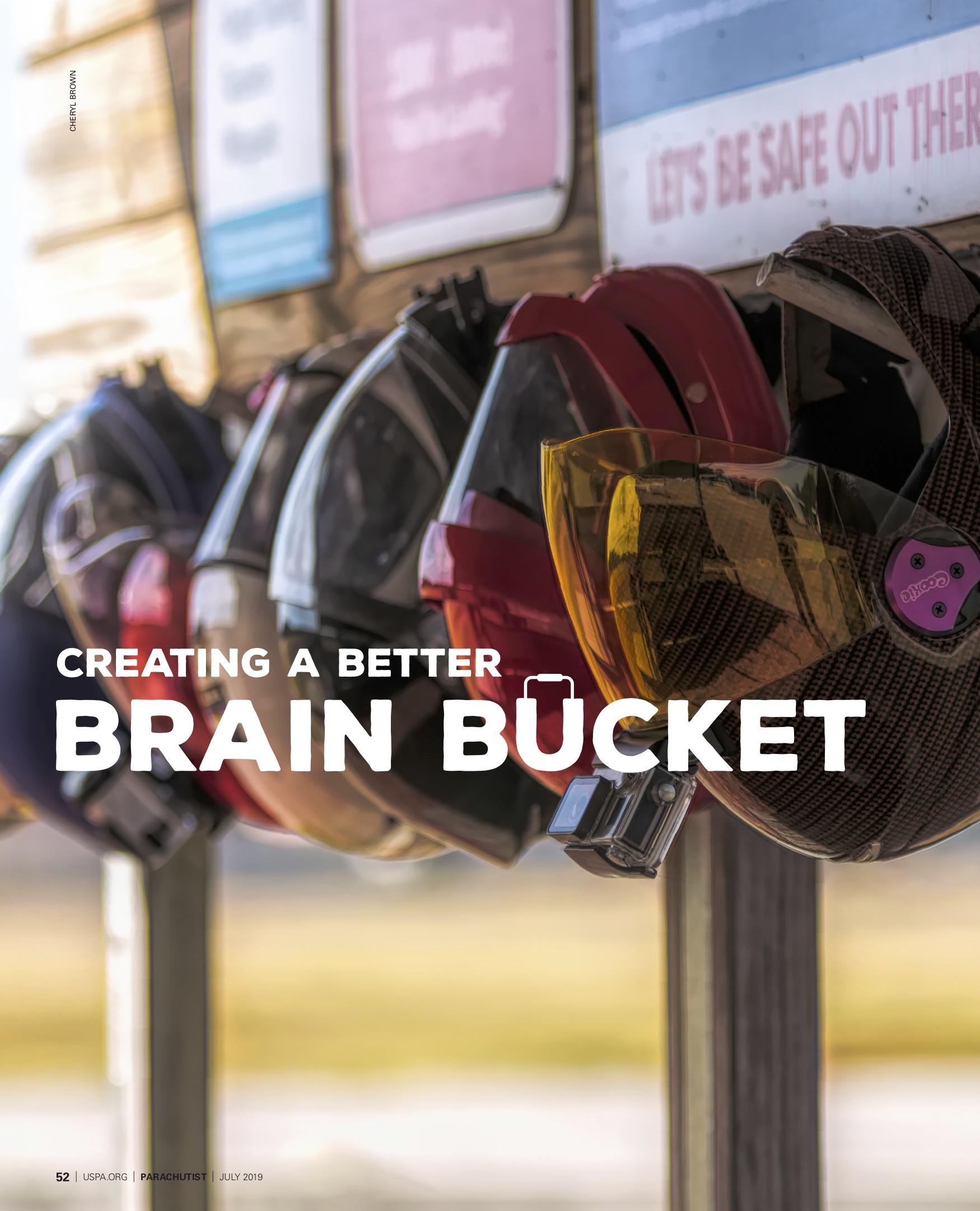 Building a Better Brain Bucket