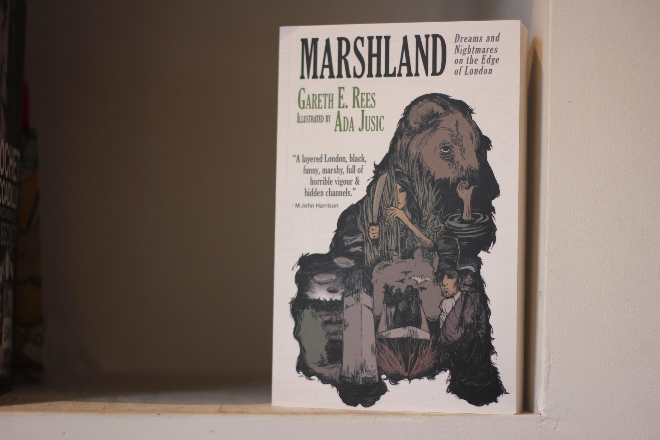 Marshland - Paperback/eBook