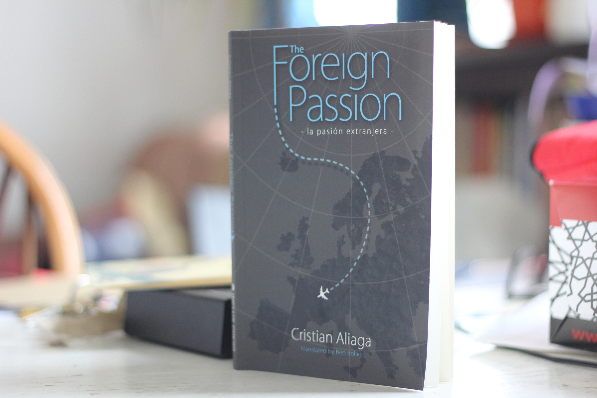 The Foreign Passion - Paperback/eBook