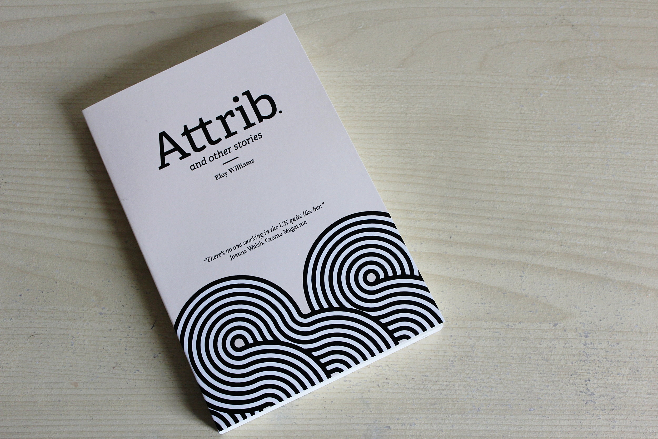 Attrib and Other Stories – Paperback/eBook