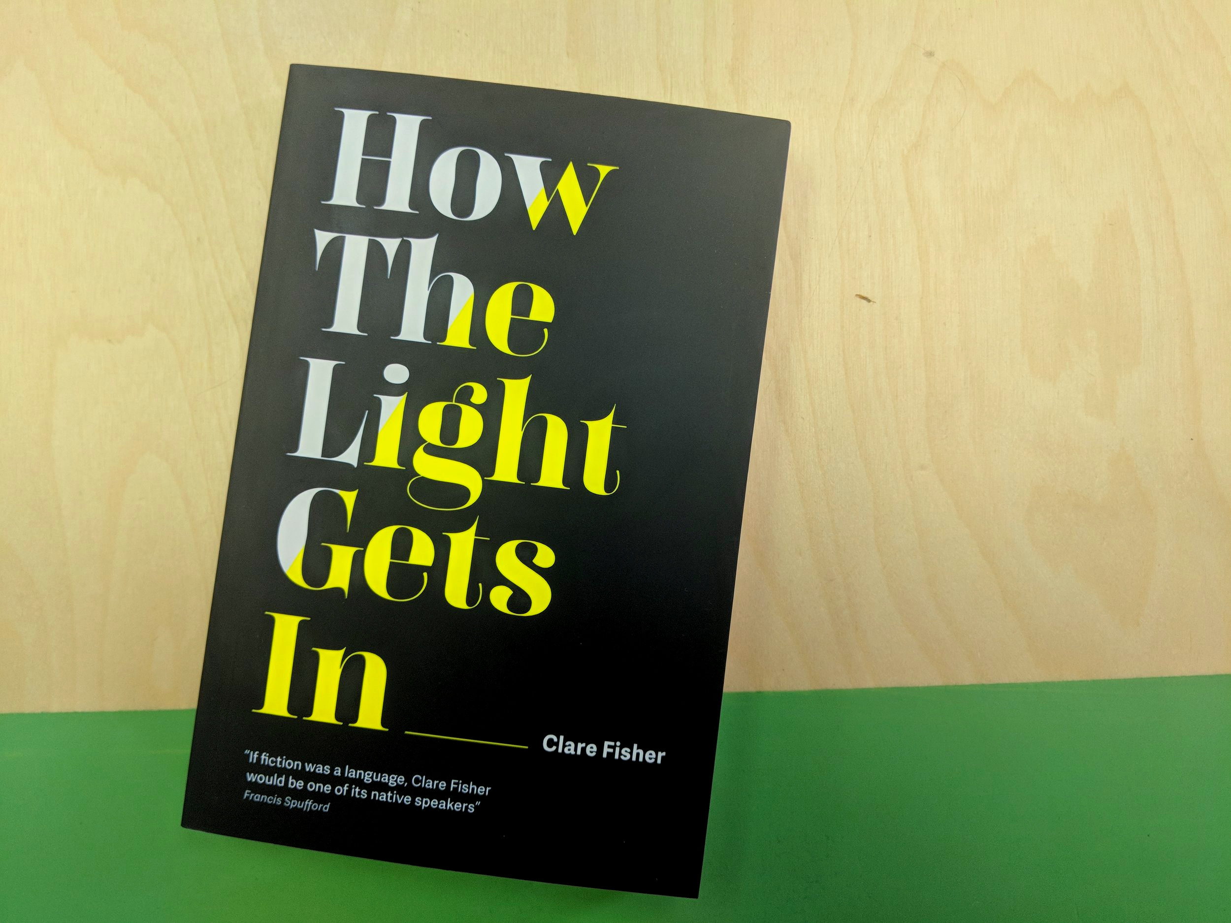 How The Light Gets In - Paperback/eBook