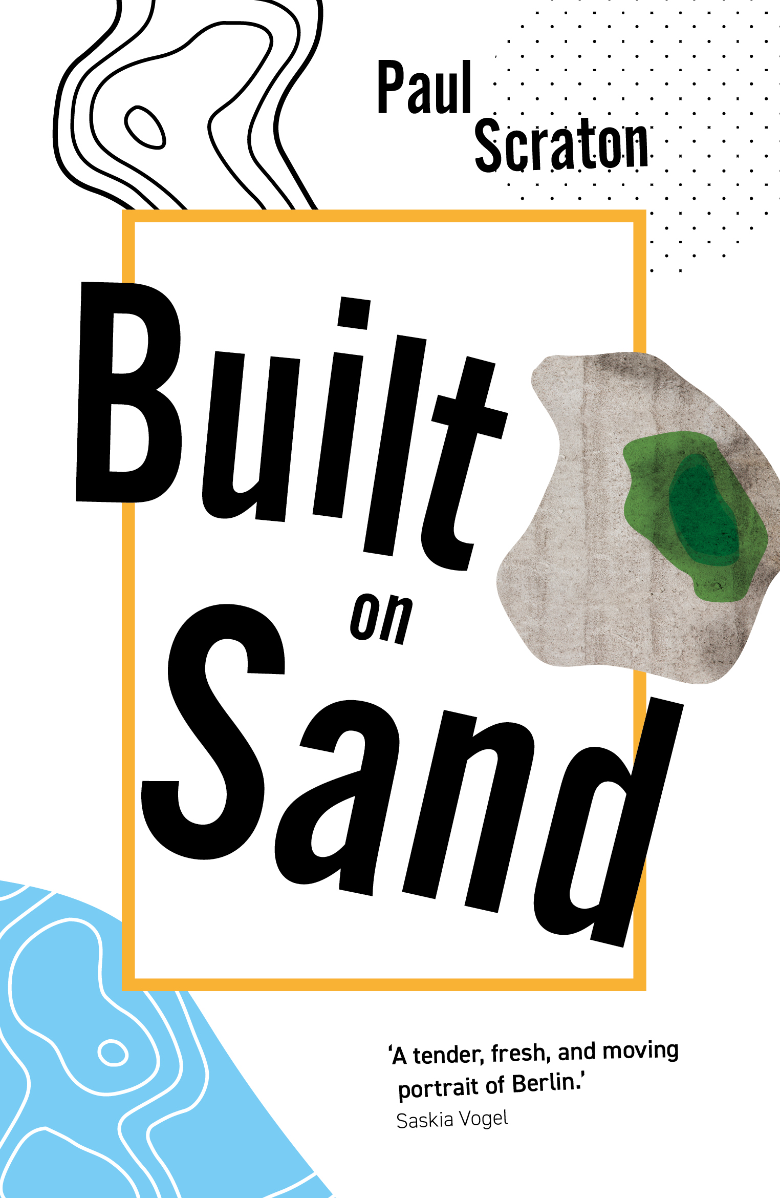Built on Sand — Influx Press