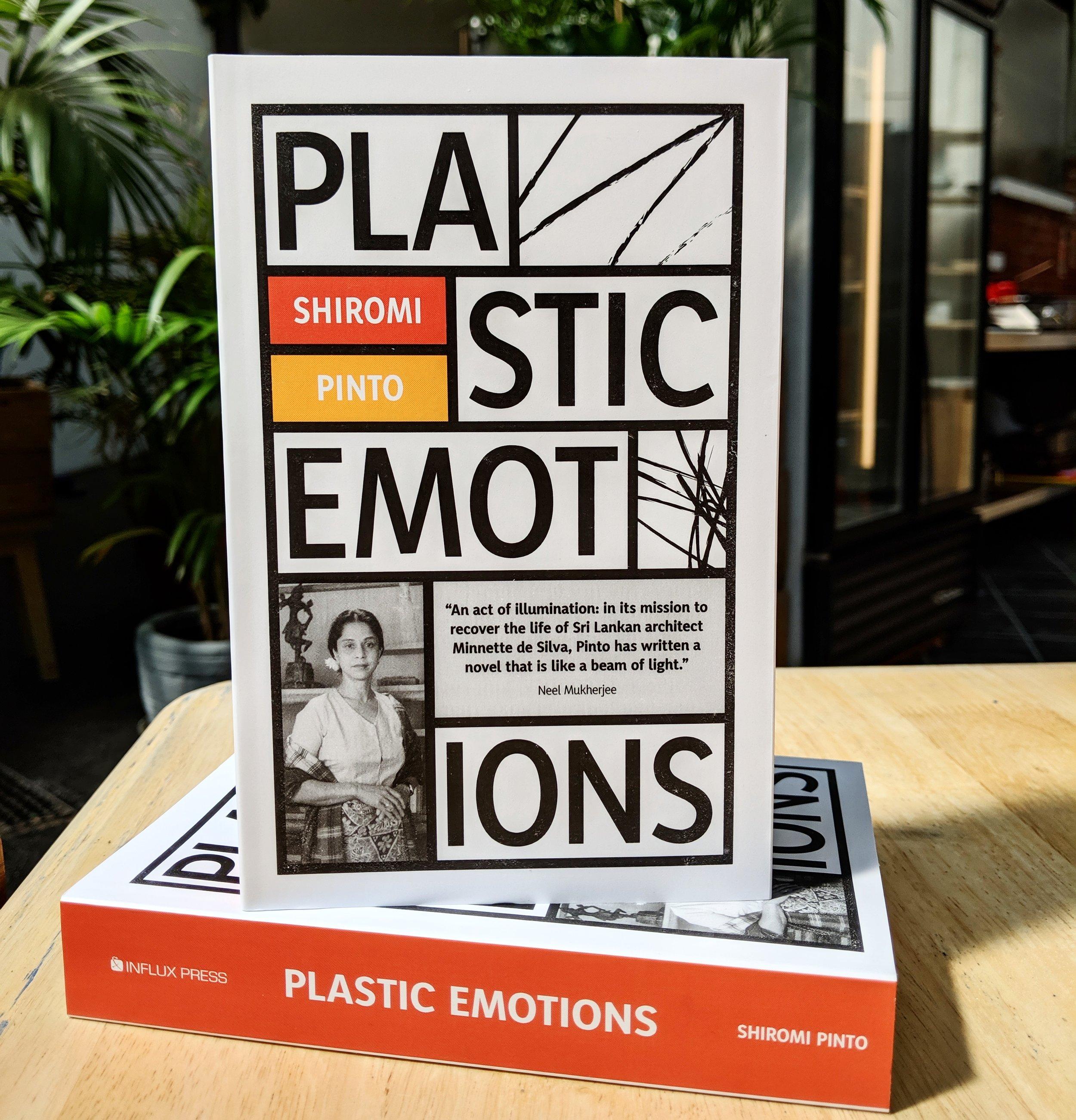 Plastic Emotions Paperback / eBook