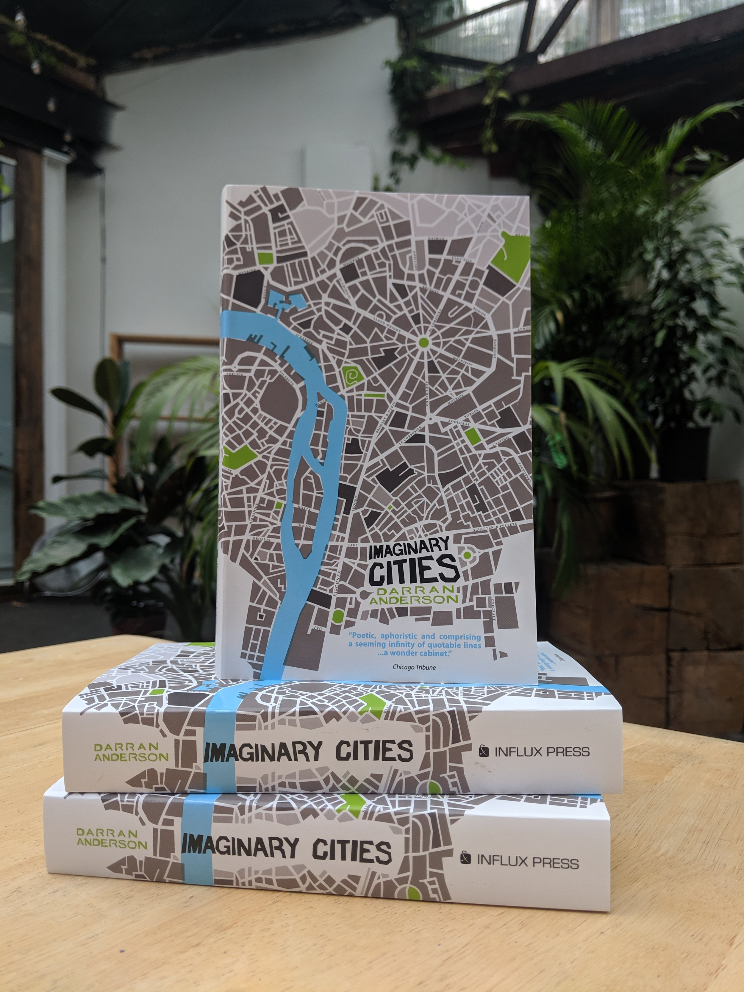 Imaginary Cities – Paperback/eBook