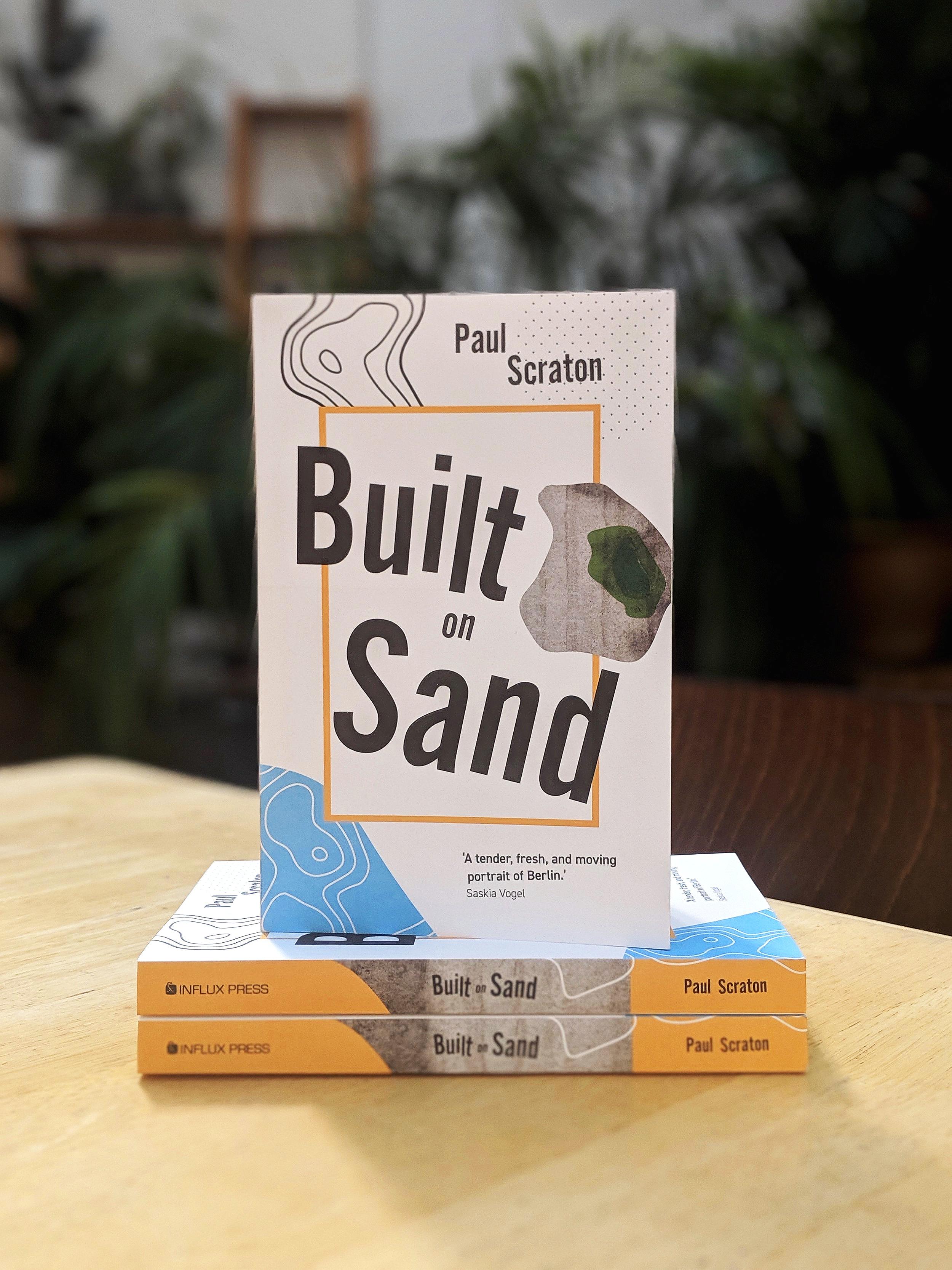 Built on Sand – Paperback / eBook