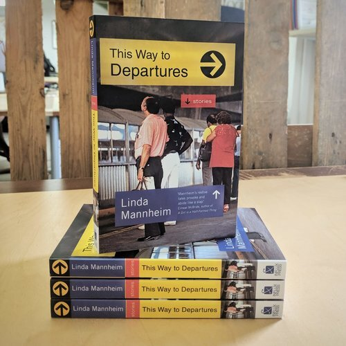 This Way to Departures - Paperback