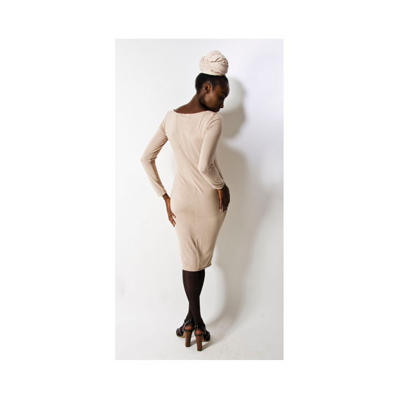 BEIGE JERSEY DRESS BACK.jpg