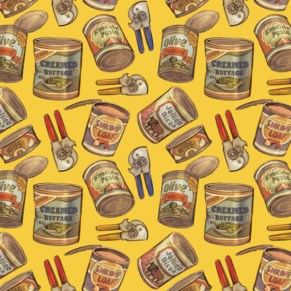 Unwanted Cans Updated Pattern
