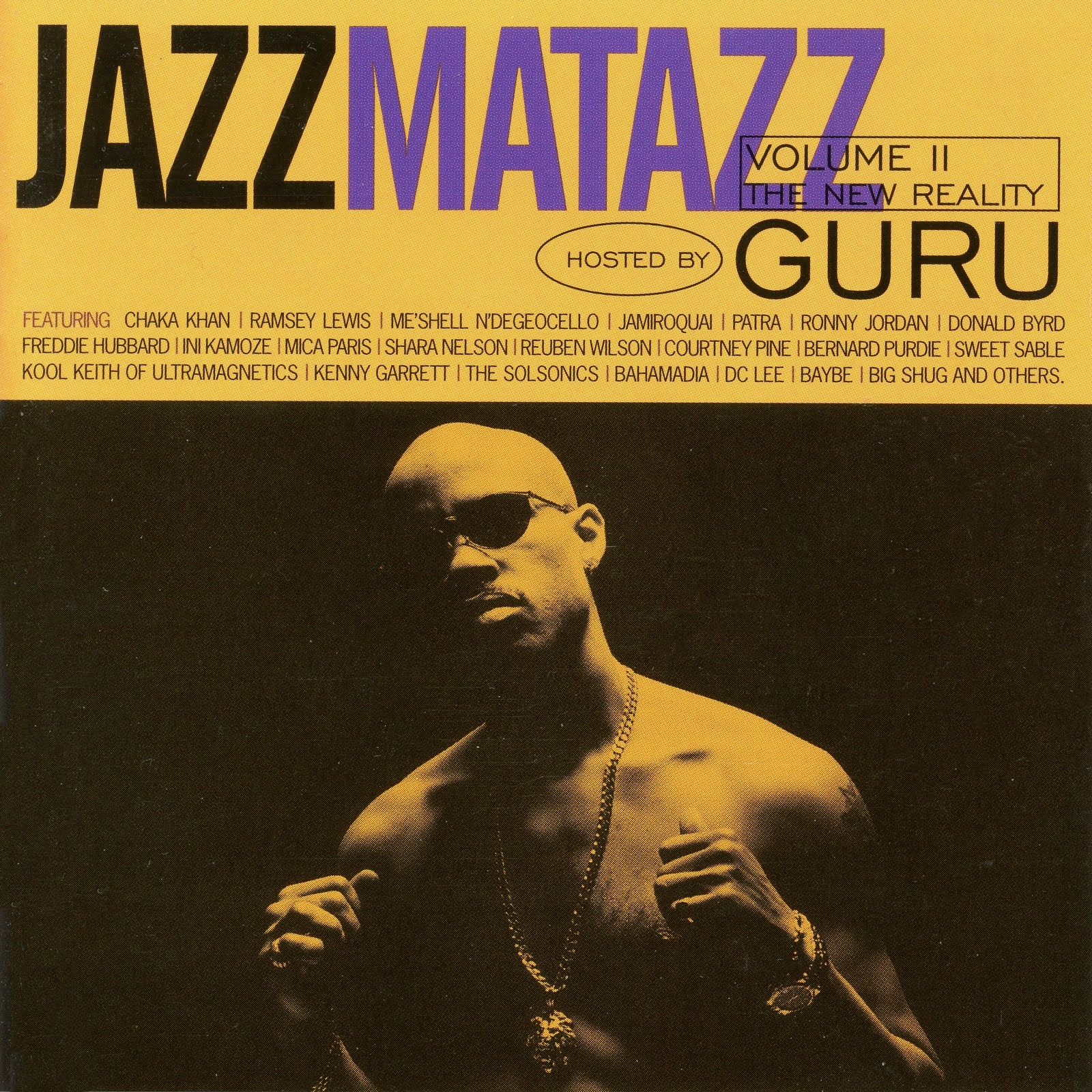 Jazzmataz Voume 2 The New Reality (1995).JPG