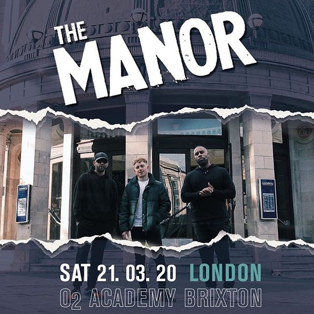Tickets out now. Let's 'ave it! 🔊🍻🎶 @_themanor @scottystacks @dannygraft @jon_dutch