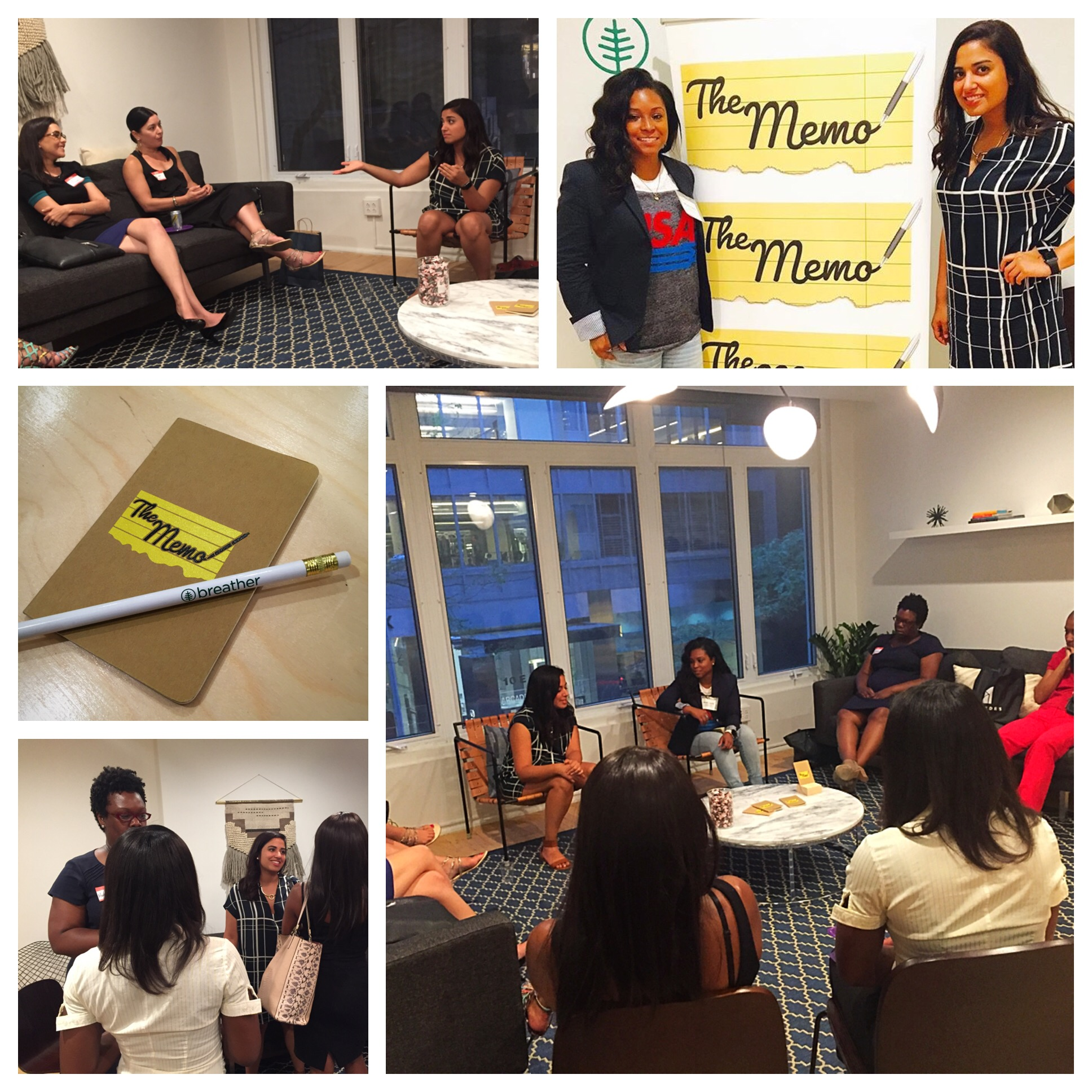Images from After 6: Career Conversations with Tanya Menendez
