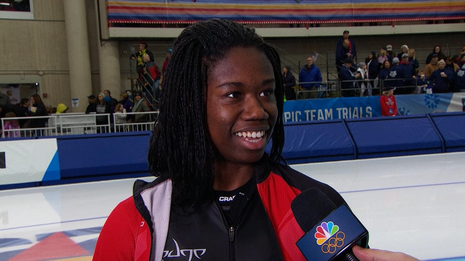 Erin Jackson (photo: nbc.com)