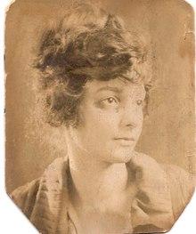Regina Anderson. Photo: Wikipedia